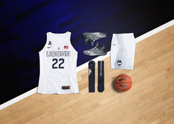 Nike Hooks Up Eight NCAA Basketball Teams With New Uniforms for March Madness 15
