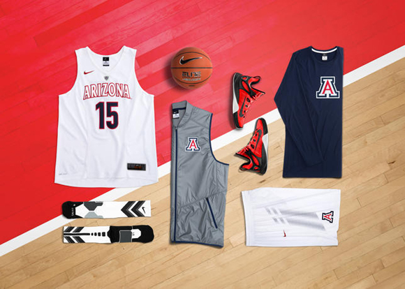 Nike Hooks Up Eight NCAA Basketball Teams With New Uniforms for March Madness 8