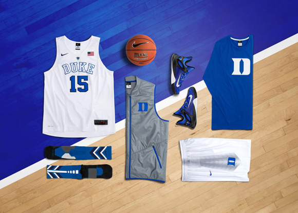 Nike Hooks Up Eight NCAA Basketball Teams With New Uniforms for March Madness 9