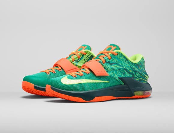 Nike KD 7 'Weatherman' Officially Unveiled + Release Info 1