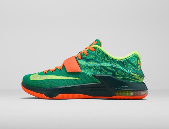 Nike KD 7 'Weatherman' Officially Unveiled + Release Info 2