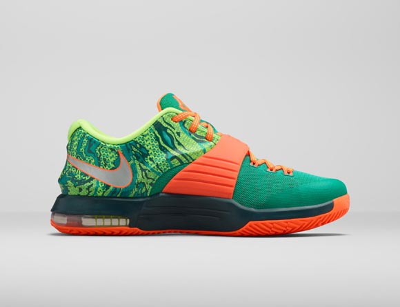 Nike KD 7 'Weatherman' Officially Unveiled + Release Info 3