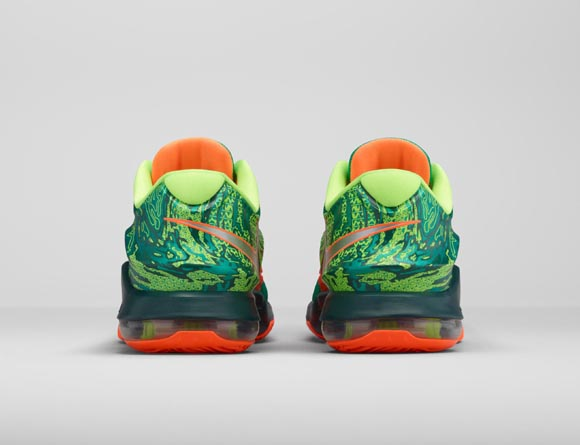 Nike KD 7 'Weatherman' Officially Unveiled + Release Info 4