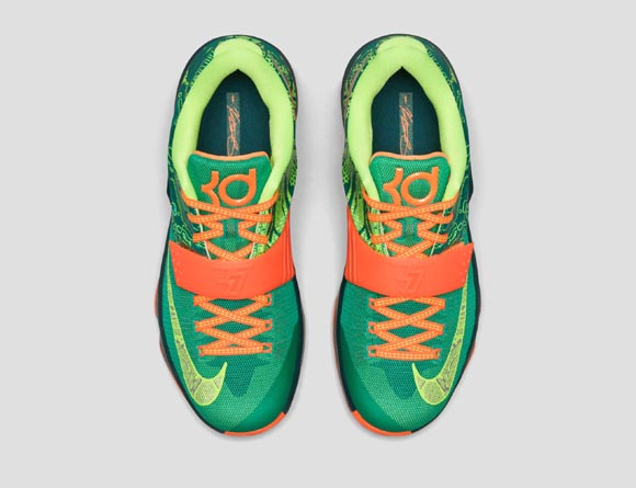 Nike KD 7 'Weatherman' Officially Unveiled + Release Info 5