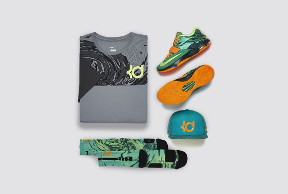 Nike KD 7 'Weatherman' Officially Unveiled + Release Info 8
