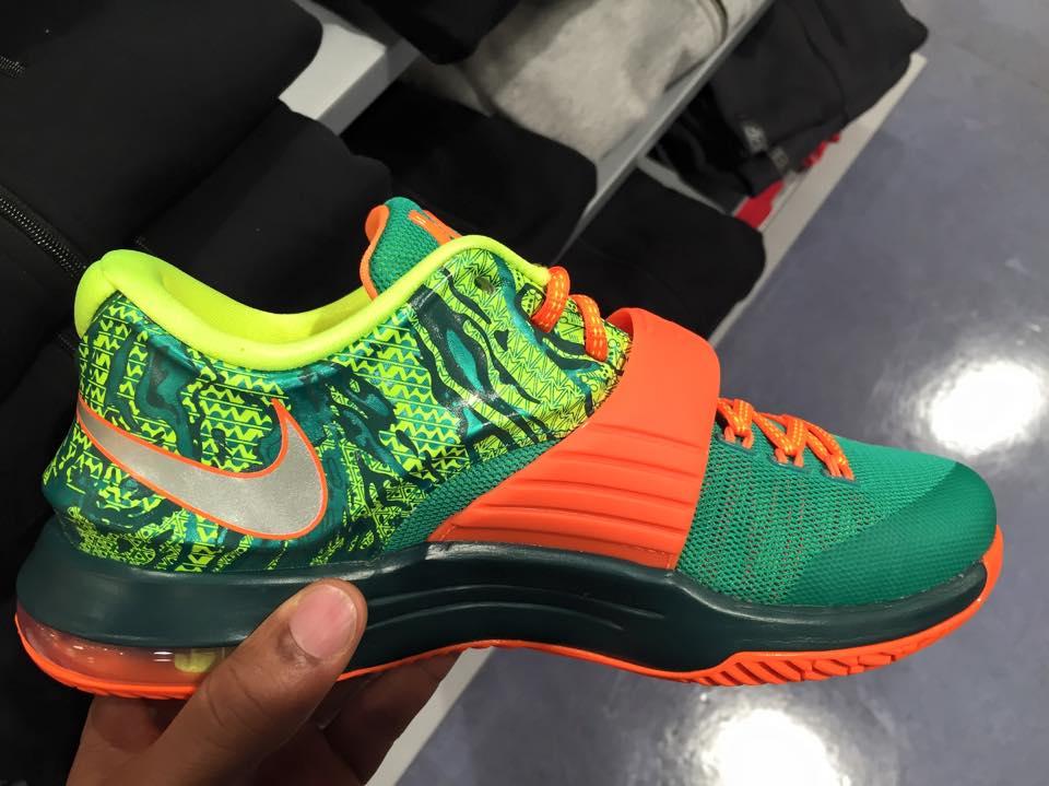 sale retailer 34578 710d4 Nike KD 7 'Weatherman' - WearTesters