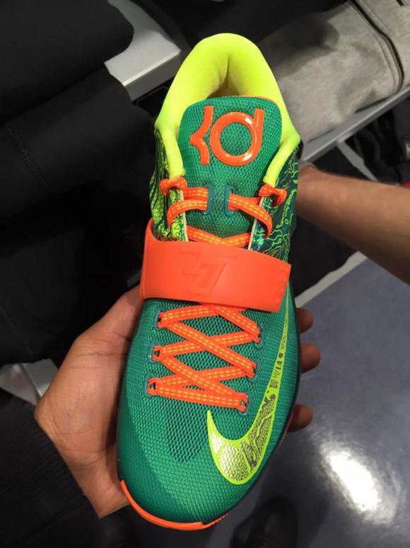 Nike KD 7 'Weatherman'3