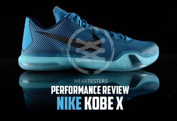 Nike Kobe X (10) Performance Review Main