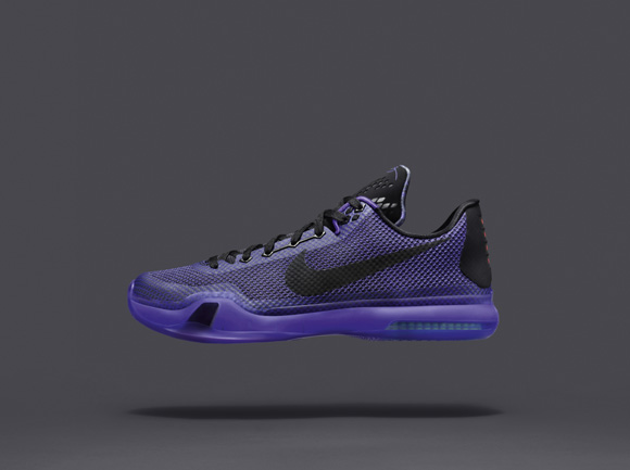 Nike Kobe X 'Blackout' Officially Unveiled + Release Info 4