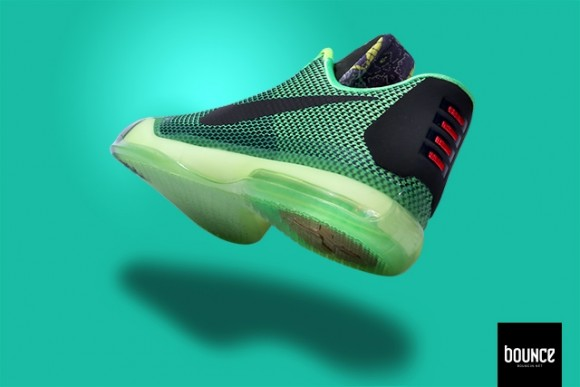 Nike Kobe X 'Vino' Gets a Detailed Look 7