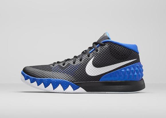 Nike Kyrie 1 'Brotherhood' Pays Homage to Duke 1