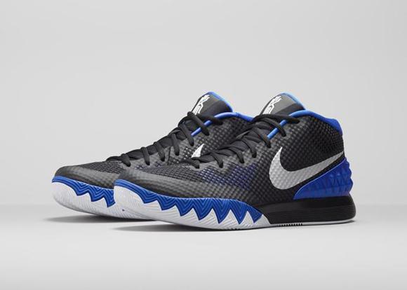 Nike Kyrie 1 'Brotherhood' Pays Homage to Duke 6