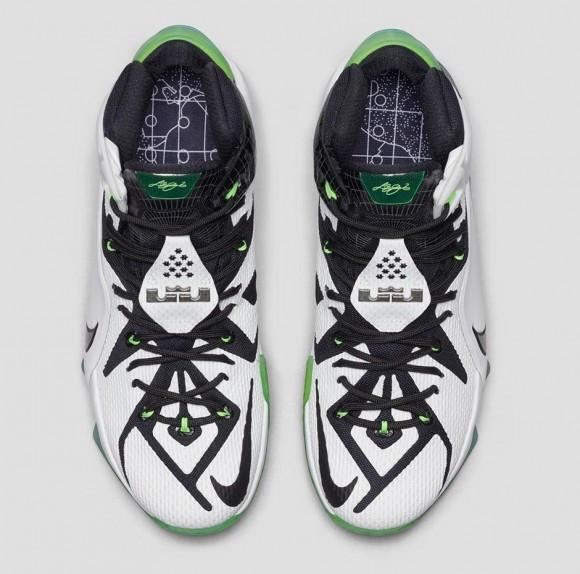 Nike LeBron 12 'All-Star: Zoom City'3