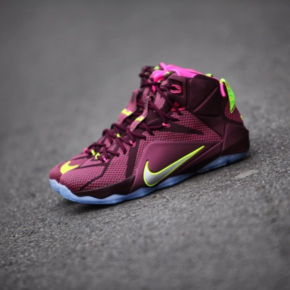 Nike LeBron 12 'Double Helix' – Detailed Images + Release Info 2