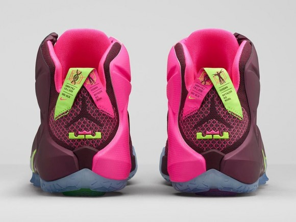 Nike LeBron 12 'Double Helix' - Detailed Look + Release Info 4