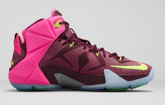 Nike LeBron 12 'Double Helix' - Detailed Look + Release Info 5
