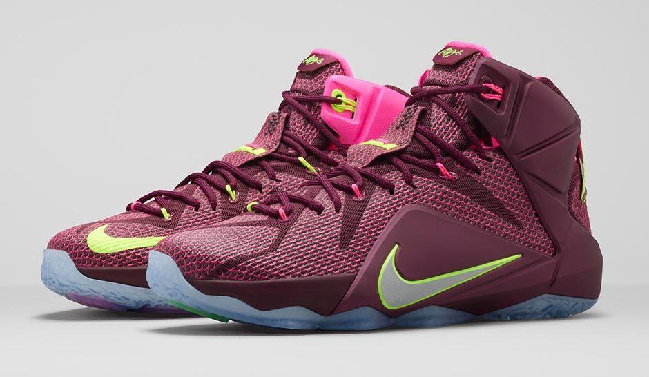 Nike LeBron 12 'Double Helix