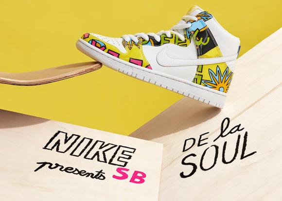 Nike SB De La Soul Pack - Official Look + Release Info 1