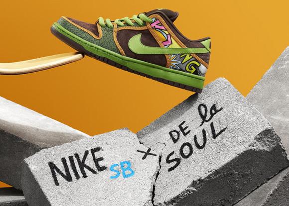 Nike SB De La Soul Pack – Official Look + Release Info 5