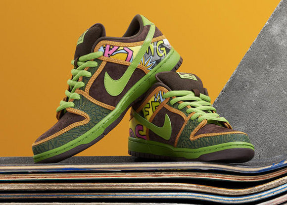 Nike SB De La Soul Pack - Official Look + Release Info 6