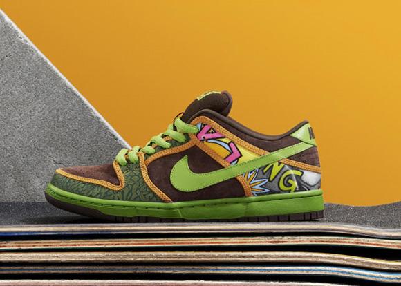 Nike SB De La Soul Pack - Official Look + Release Info 7