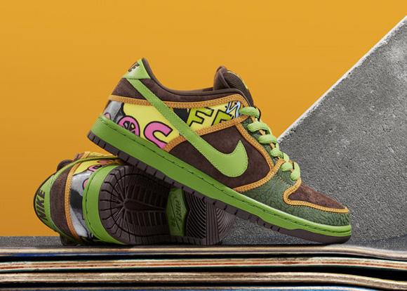 Nike SB De La Soul Pack - Official Look + Release Info 8