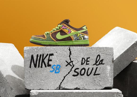 Nike SB De La Soul Pack - Official Look + Release Info 9