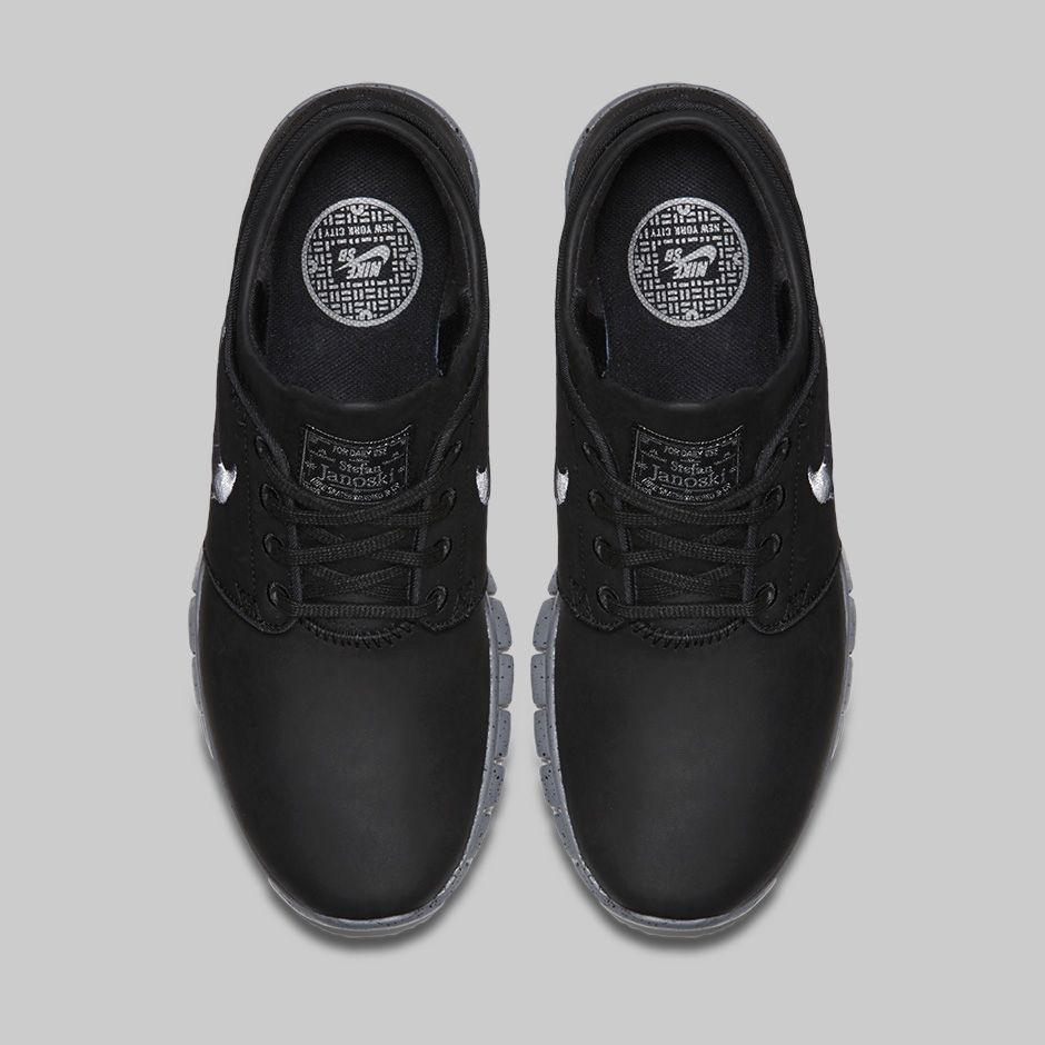 great look preview of hot products Nike SB Stefan Janoski Max L 'NYC' - Release Information ...