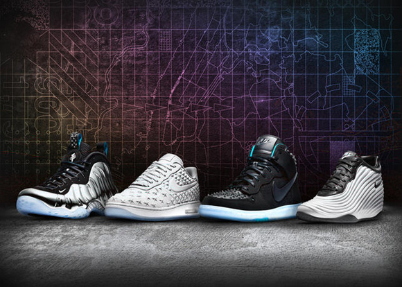 Nike Sportswear 'Constellation Collection'  All-Star 2015 1