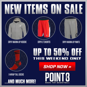 Performance Deals Up To 50 Off at POINT3 Apparel