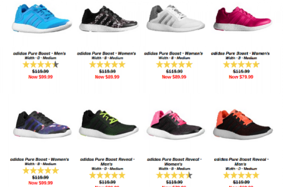Pure Boost Sale Eastbay