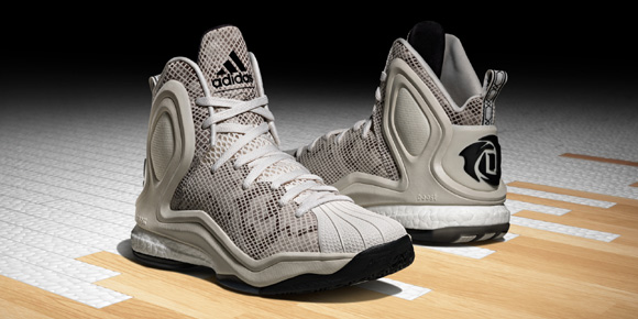 adidas D Rose 5 Boost 'Superstar' – Official Look + Release Info 1