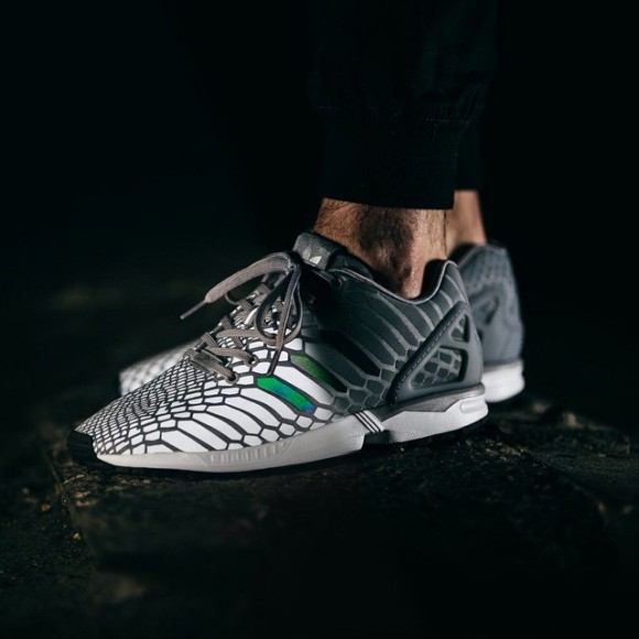 adidas ZX Flux 'Grey Xeno Pack'