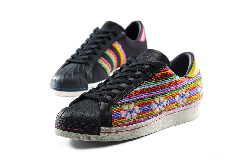 superstar 80s pharrell supercolor