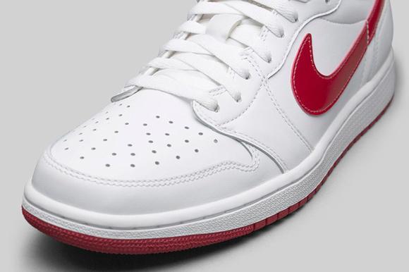 Air Jordan 1 Retro Low OG White Varsity