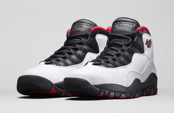 Air Jordan 10 Retro 'Double Nickle' – Official Look + Release Info 1
