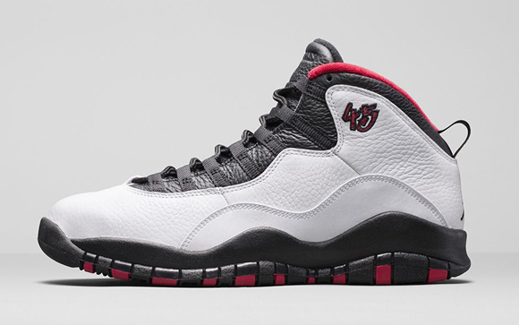 Air Jordan 10 Retro 'Double Nickle' - Official Look + Release Info 2