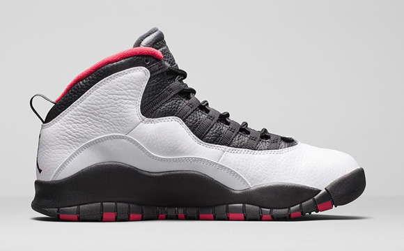 Air Jordan 10 Retro 'Double Nickle' - Official Look + Release Info 4