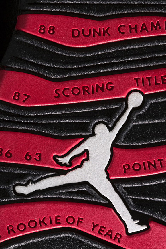 Air Jordan 10 Retro 'Double Nickle' - Official Look + Release Info 9