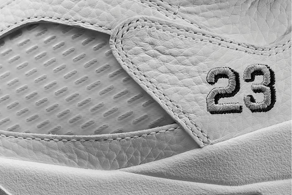 Air Jordan 5 Retro White Metallic Silver - Official Look + Release Info 4