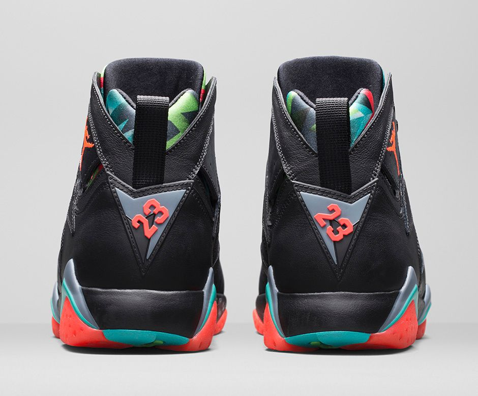 Air Jordan 7 Retro 'Barcelona Nights' - Official Look + ...