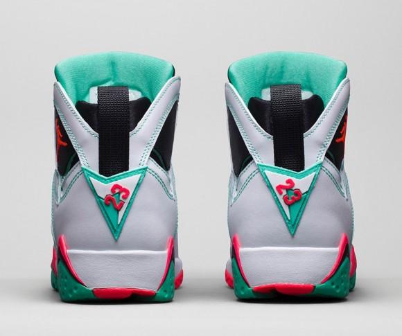 Girls Air Jordan 7 Retro \u0027Verde\u0027 \u2013 Links Available Now