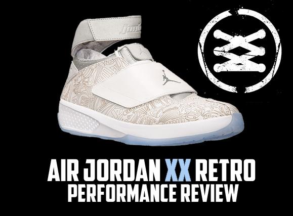 Air Jordan XX (20) Retro Performance Review Main