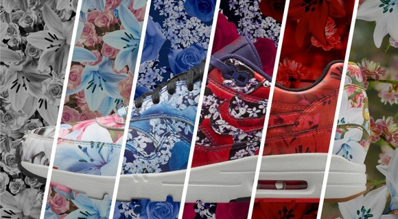 Air Max 1 Floral Collection