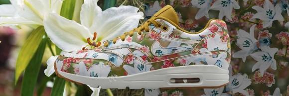 Air Max 1 Floral - Milan