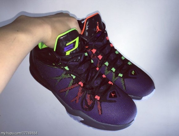 Jordan CP3.VIII AE 'Jekyll and Hyde' 1