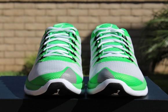 Jordan Flight Runner 2 Light Green: Pure Platinum 2