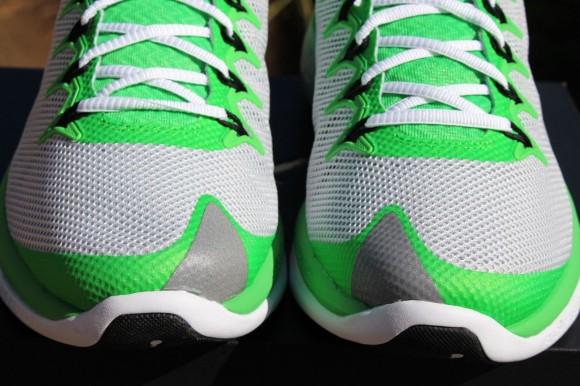 Jordan Flight Runner 2 Light Green: Pure Platinum 6