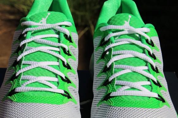 Jordan Flight Runner 2 Light Green: Pure Platinum 7