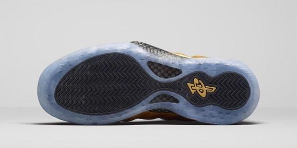 Nike Air Foamposite One 'Metallic Gold' 5